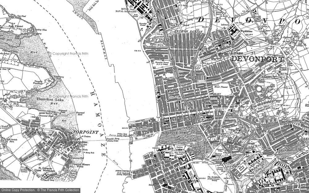 Devonport, 1912