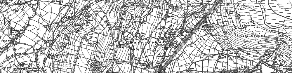 Old map of Lark Hill in 1904