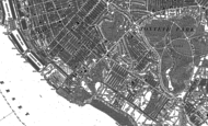 Old Map of Dingle, 1905 - 1906