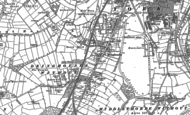 Old Map of Dringhouses, 1890 - 1891