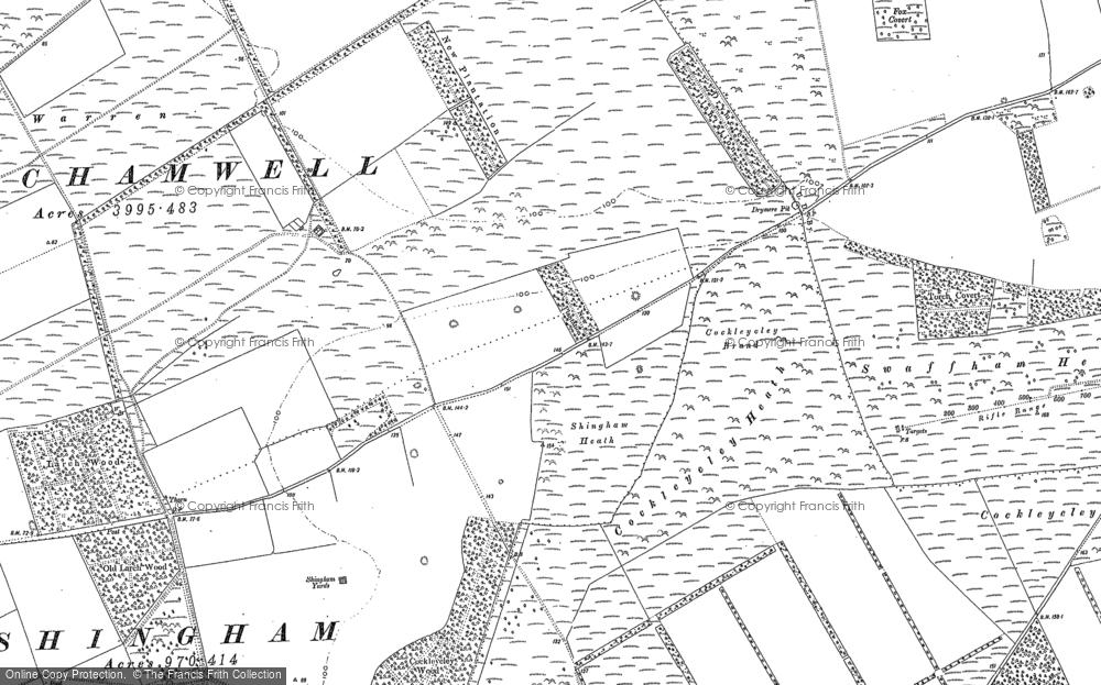 Swaffham heath