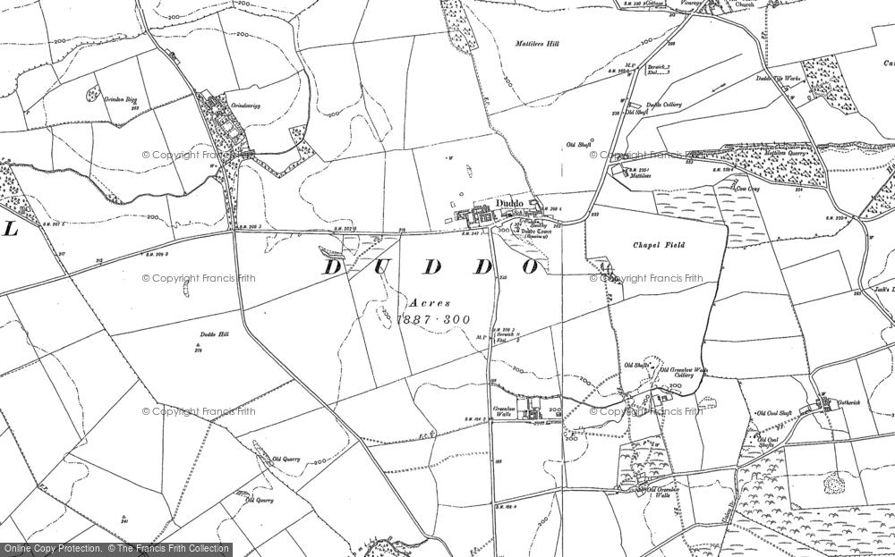 Duddo, 1897