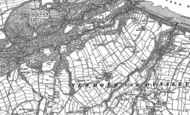 Old Map of Dunsley, 1893 - 1911