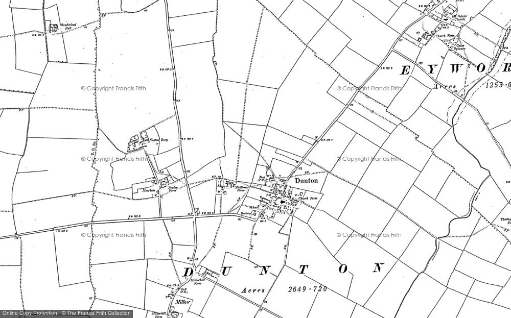 Dunton, 1882