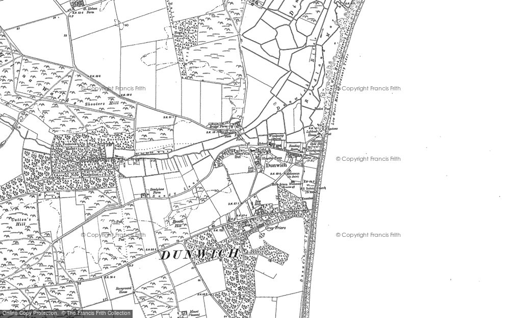 Old Maps Of Sandymount Covert Francis Frith - Old maps of dublin