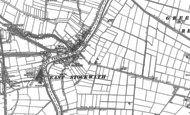 Old Map of East Stockwith, 1898 - 1905