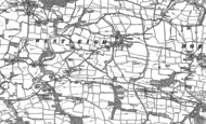 Old Map of Eastleigh, 1886 - 1903