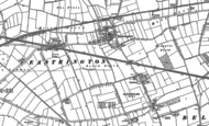 Old Map of Eastrington, 1888 - 1889