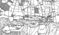 Old Map of Edburton, 1896 - 1897