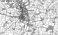 Old Map of Egremont, 1923