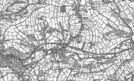 Old Map of Egton Bridge, 1892