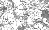 Old Map of Ellerton, 1891