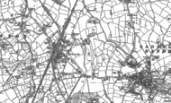 Old Map of Elworth, 1897