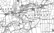 Old Map of Erpingham, 1885 - 1905