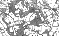 Old Map of Everton, 1907
