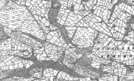 Old Map of Ewden, 1891 - 1901