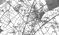 Old Map of Ewell, 1894 - 1895