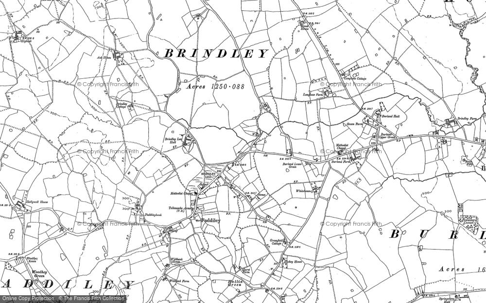 Faddiley, 1897
