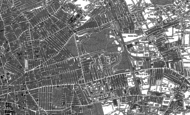 Old Map of Fairfield, 1906