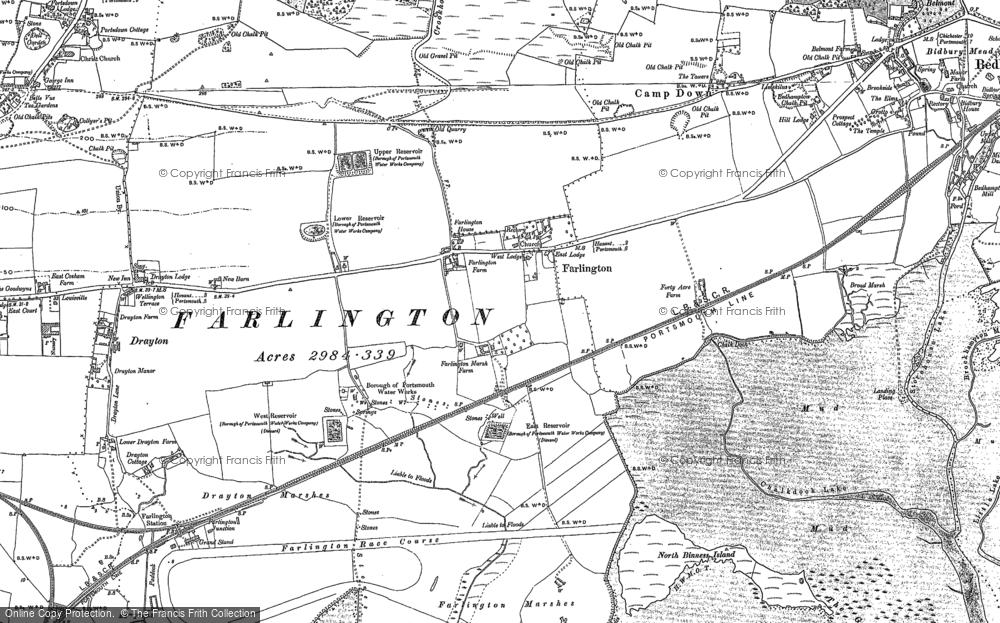 Farlington, 1907