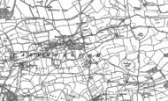 Old Map of Farmborough, 1882 - 1883