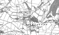 Old Map of Farmington, 1882 - 1883
