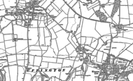 Old Map of Fawler, 1898