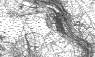 Old Map of Ferndale, 1898