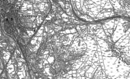 Old Map of Ffos-y-frân, 1903