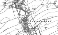 Old Map of Figheldean, 1899