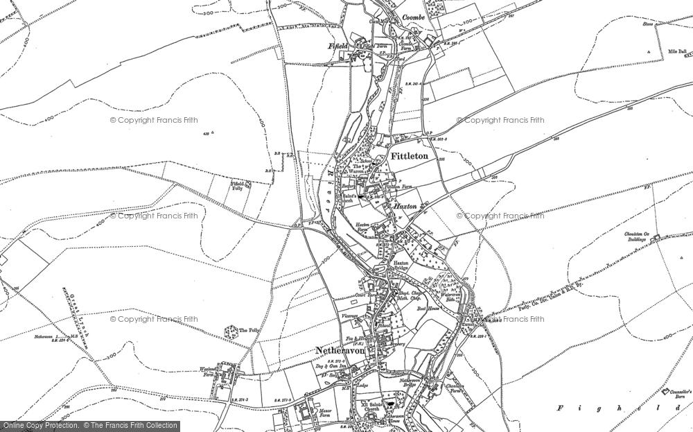 Fittleton, 1899