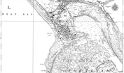 Old Map of Fortuneswell, 1927