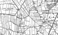 Old Map of Frampton West End, 1887