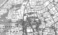 Old Map of Freshfield, 1906