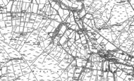 Old Map of Galligill, 1898