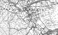 Old Map of Garrigill, 1898 - 1947