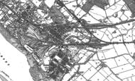 Old Map of Garston, 1904 - 1905