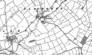 Old Map of Garthorpe, 1902