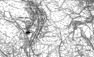 Old Map of Gilfach Goch, 1897 - 1898