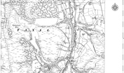 Old Map of Goyt Valley, 1907