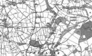 Old Map of Graig Penllyn, 1897