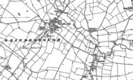 Old Map of Grandborough, 1899 - 1904