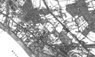 Old Map of Grassendale, 1905