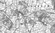 Old Map of Great Urswick, 1847 - 1910