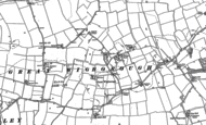 Old Map of Great Wigborough, 1895 - 1896