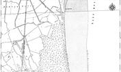 Old Map of Greatstone-on-Sea, 1906
