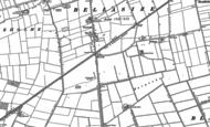 Old Map of Greenoak, 1888 - 1889