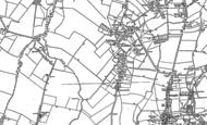 Old Map of Guilden Morden, 1882 - 1921