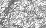 Old Map of Hainworth, 1892 - 1893