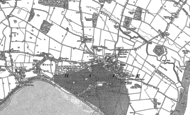 Old Map of Hale, 1894 - 1905